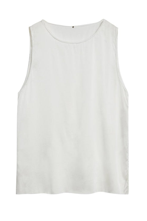 AqC Maria Muscle Tee in Cloud