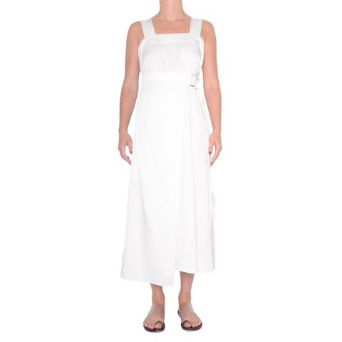 Elaine Kim Selah Dress in White