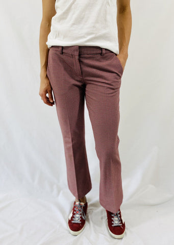 "Circolo Flared Pants in ""Soprano"" Paprika"