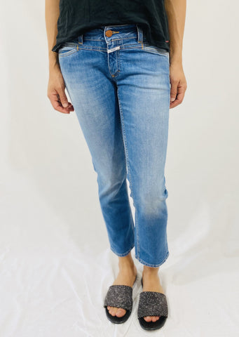 Closed Starlet Jeans in Mid Heaven Blue