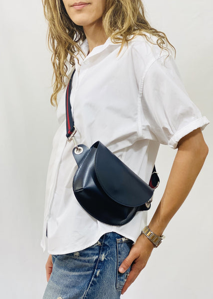 Vanzetti Crossbody Bag in Navy