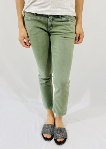 Closed Starlet Jeans in Grass Green