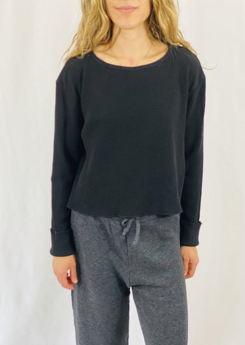 Leylie Toasty Thermal in Black