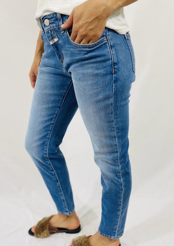 Closed Baker Jeans in Mid Blue