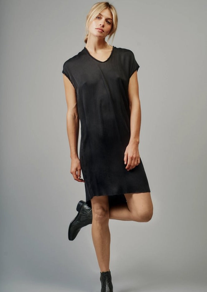 AqC Julz Dress in Black
