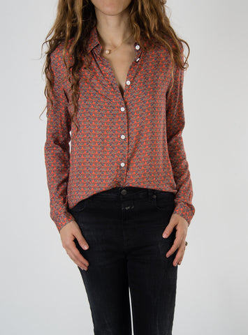 Leylie Guilda Shirt in Orange