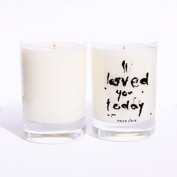 Pour l'air Candle in Nap Lovers
