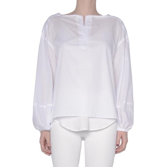 Elaine Kim Sycamore Top in White