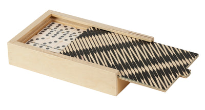 Wolfum Domino Set in Rampli