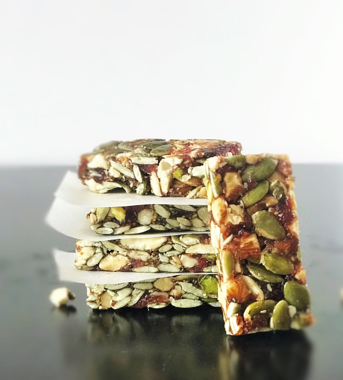 Christmas special : Pumpkin seeds with nuts