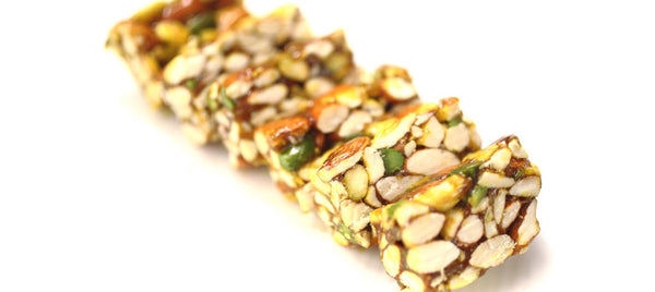 Date and Almond Energy Bar