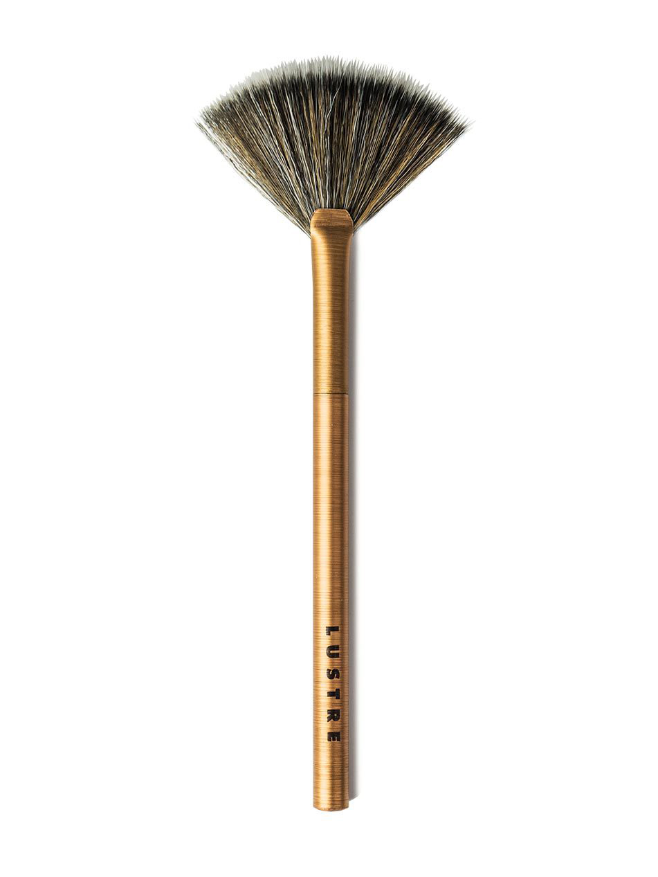 Lustre Pro Makeup Brush F104 Fan Brush