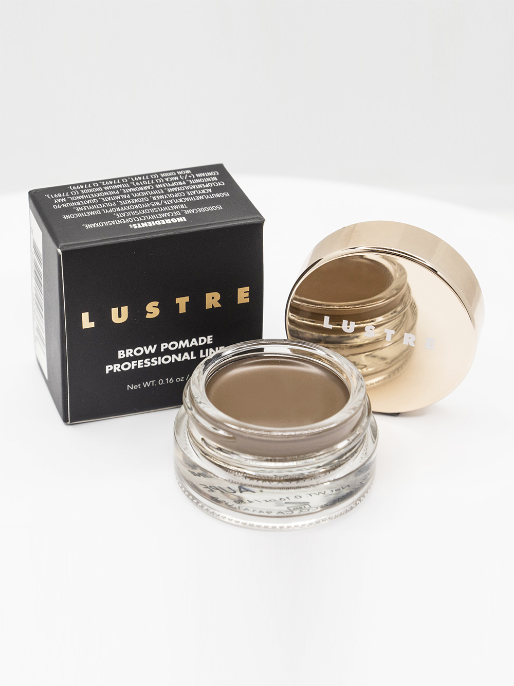 Lustre Makeup Brow Pomade Professional Line