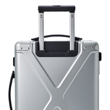 "INFINITY Aluminum 20"" Carry-On Luggage - Silver"