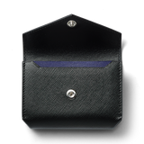 ACCESSORIES COLLECTION Coin Case - Black/Royal Purple