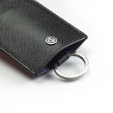 ACCESSORIES COLLECTION Key Holder - Black/Royal Purple