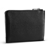 ACCESSORIES COLLECTION Compact Pouch - Black/Royal Pruple
