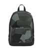 PURITY Leather-Trimmed Nylon Backpack - S / Camouflage
