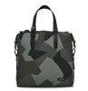 MUUTOS Leather-Trimmed Nylon Tote Bag - Camouflage