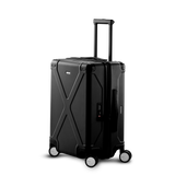 "INFINITY Polycarbonate 20"" Carry-On Luggage - Black"