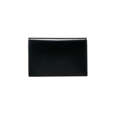 BUSINESS CLASSIC Card Holder - Black/Royal Purple