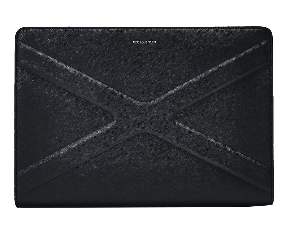 TRAVEL Laptop case - Black/Black