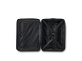"INFINITY Polycarbonate 20"" Carry-On Luggage - Gun Metal"