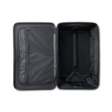 INFINITY Polycarbonate Checked 25'' Luggage - Gery