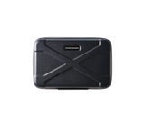 Hard Shell Toiletry Case - Black