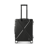 "INFINITY Polycarbonate 22"" Front Pocket Carry-On - Black"