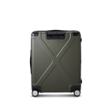 "INFINITY Polycarbonate 22"" Carry-On Luggage - Grey"