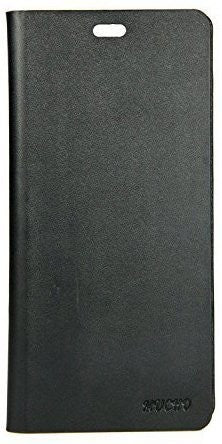 Credo - Premium Luxury PU Leather Flip Case Cover For Intex Aqua 4.5 Pro