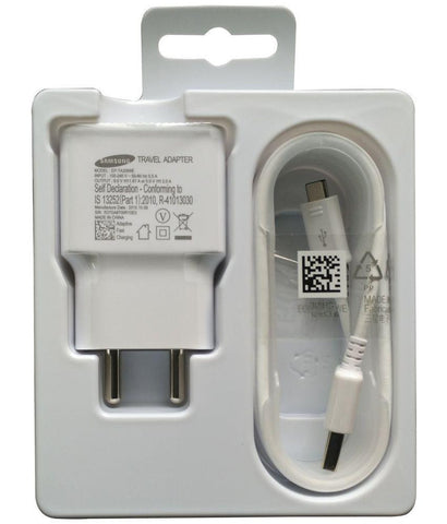 Samsung Travel Charger_White_1 Meter