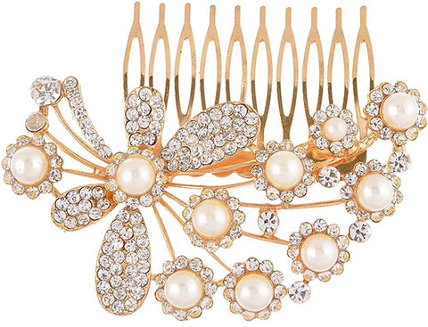 Dazzle Collections Women's Hair Clips