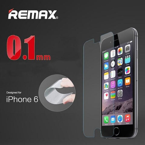 Remax 0.1MM Tempered Glass Film Screen Protector For iPhone 6