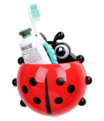 Snatch4Deals Insect toothbrush holder
