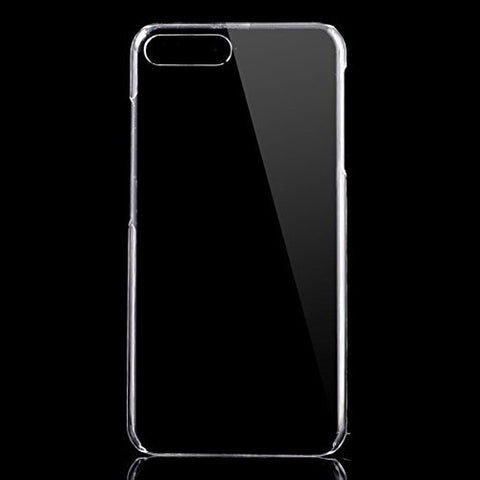 Credo - Premium Crystal Clear Hard Transparent Back Case for Apple iPhone 7 Plus