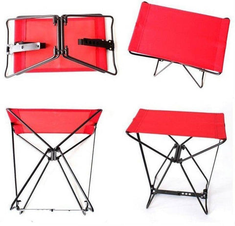 Pushcart Pocket Chair