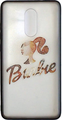 Barbie Back case for Redmi Note 3