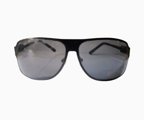 Red Chillies Premium UV 400 Sun Glass - Black Frame- With Free Men Belt