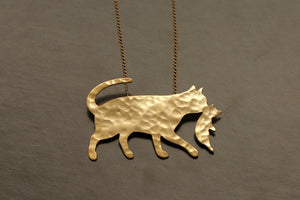 Cat Mom Necklace