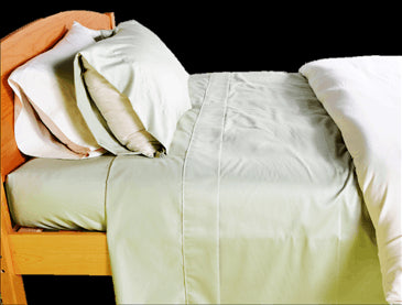 100% Cotton Sheets in SAGE