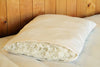 "Bed Pillow- Woolly ""Down"""
