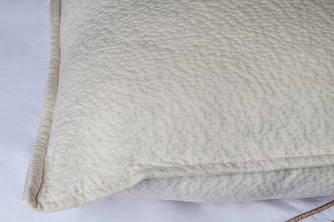 Organic Wool Pillow, All Natural & 100% GOTS Certified