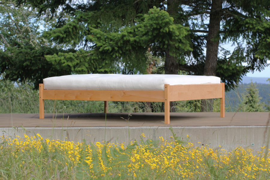 Organic Cotton & Wool Futon