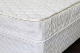 EZ Ship Mattress And Wood Foundation