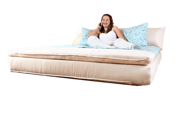 Evergreen Foam Mattress + Topper
