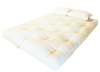 Green Cotton Latex Core Mattress with Fire Retardant