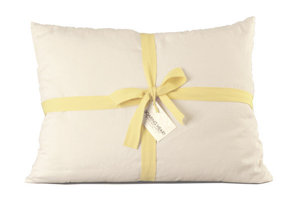 Organic Cotton & Kapok Pillows