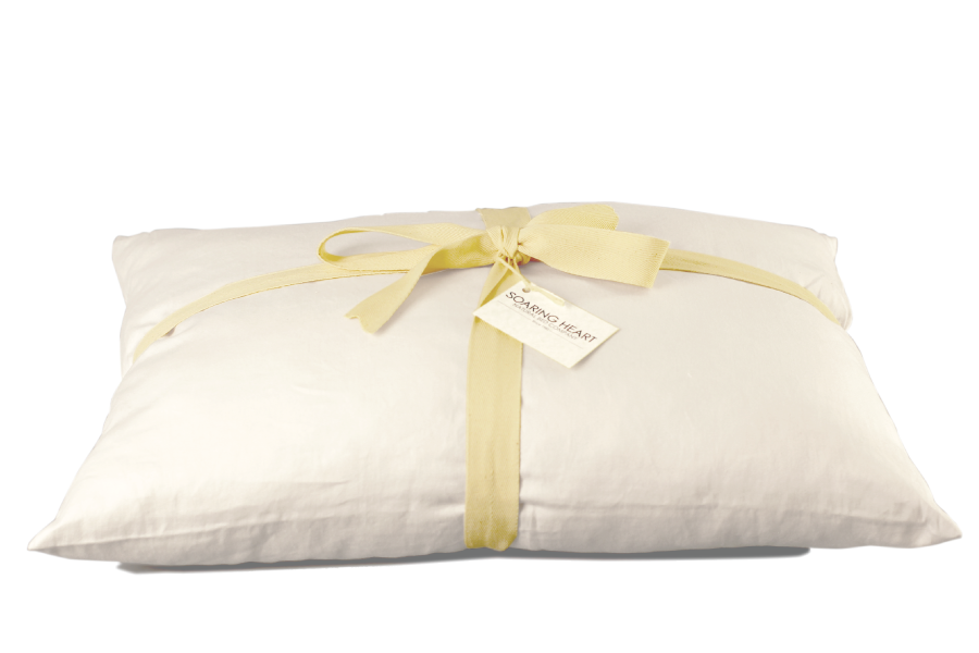 Organic Shredded Latex & Wool Pillow